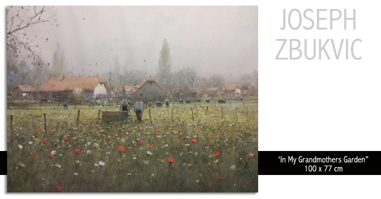 Joseph Zbukvic People Amp Places 2014 Part I Art Chat