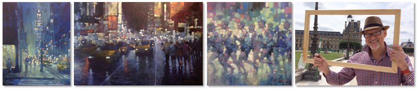 David Hinchliffe Exhibition