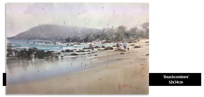 9 Beachcombers